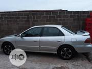 Honda Accord 2000 Coupe Silver | Cars for sale in Lagos State, Ifako-Ijaiye