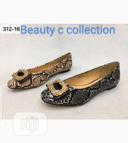 New Animal Skin Female Flat Shoes | Shoes for sale in Lagos State, Ikeja