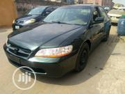 Honda Accord Coupe 2000 Green | Cars for sale in Lagos State, Mushin