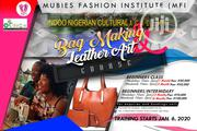 Training On How To Make Fashion Bags, Shoes And Other Leather Arts!   Classes & Courses for sale in Abuja (FCT) State, Jabi