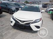 Toyota Camry 2018 SE FWD (2.5L 4cyl 8AM) White | Cars for sale in Lagos State, Lekki Phase 1
