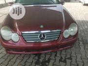 Mercedes-Benz C230 2002 Red | Cars for sale in Lagos State, Ikeja