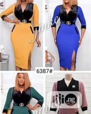 Classy Office Gown   Clothing for sale in Edo State, Uhunmwonde