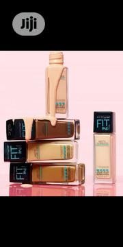 Maybelline Fit Me Foundation | Makeup for sale in Lagos State, Lagos Mainland