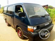 Clean Tokunbo Toyota Haice Bus | Buses & Microbuses for sale in Oyo State, Ibadan