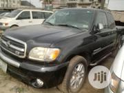 Toyota Tundra 2005 Limited Access Cab AWD Black | Cars for sale in Lagos State, Oshodi-Isolo