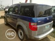 Honda Element DX 4WD 2004 Blue | Cars for sale in Lagos State, Oshodi-Isolo