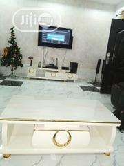 Classic Durable Set Of TV Console And Center Table | Furniture for sale in Lagos State, Ojo