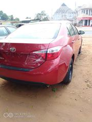 Toyota Corolla 2016 Red | Cars for sale in Delta State, Aniocha South
