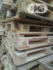 Euro Wooden Pallets Size 120 By 80cm   Building Materials for sale in Lagos State, Agege