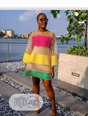 Multi Coloured Free Size Gown   Clothing for sale in Rivers State, Port-Harcourt