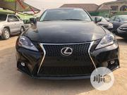 Lexus IS 2008 250 Black | Cars for sale in Lagos State, Lekki Phase 1