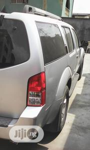 Nissan Pathfinder 2008 LE 4x4 Silver | Cars for sale in Lagos State, Agboyi/Ketu