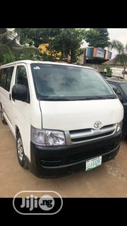 Toyota Toyoace 2008 White   Buses & Microbuses for sale in Lagos State, Ifako-Ijaiye