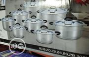 Cooking Pots 8pcs | Kitchen & Dining for sale in Lagos State, Lagos Island