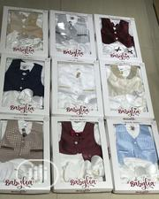 5 Peices Christening Cloth | Children's Clothing for sale in Lagos State, Lagos Mainland