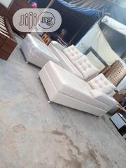 L Shaped And A Puff | Furniture for sale in Lagos State, Ajah