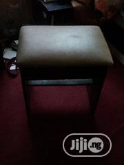 A Leather Stool | Furniture for sale in Edo State, Benin City