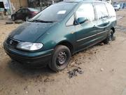 Volkswagen Sharan 1998 Green | Cars for sale in Lagos State, Lagos Mainland