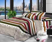 Best Quality Bedsheets And Duvet Set New Design | Home Accessories for sale in Lagos State, Oshodi-Isolo