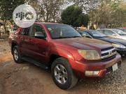 Toyota 4-Runner 2005 Red | Cars for sale in Abuja (FCT) State, Gwarinpa