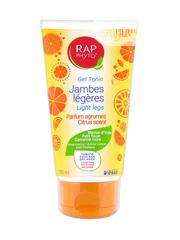 RAP PHYTO Gel Tonic Light Legs Citrus Scent 150ml | Skin Care for sale in Lagos State, Surulere