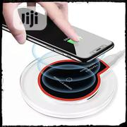 Fast Wireless Charger | Accessories for Mobile Phones & Tablets for sale in Lagos State, Agege