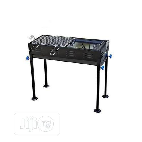 Charcoal Barbecue Grill Mana