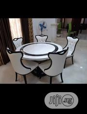 Royal Dining With 4 Chairs | Furniture for sale in Lagos State, Ojo