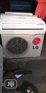 Uk Used 1hp LG Split Unit Airconditioner | Home Appliances for sale in Lagos State, Lagos Mainland