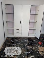 Four Door Wardrobe With Three Drawers | Furniture for sale in Oyo State, Oluyole