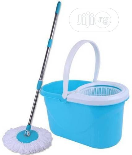 Mopping Stick With Stainless Steel Handle