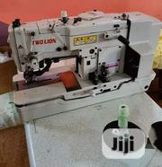 Industrial Button Hole Machine | Manufacturing Equipment for sale in Lagos State, Lagos Island