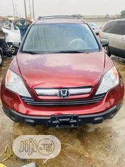 Honda CR-V 2007 LX Automatic Red | Cars for sale in Lagos State, Ikeja