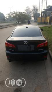 Lexus IS 2006 250 AWD Black | Cars for sale in Lagos State, Amuwo-Odofin