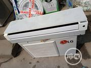 Uk Used 1.5 Hp LG Split Unit Air Conditioner | Home Appliances for sale in Lagos State, Lagos Mainland