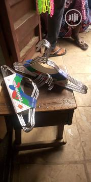 Silver Stainless Steel Clothes Hanger Display | Home Accessories for sale in Lagos State, Lagos Island