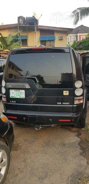 Land Rover LR4 2008 Black | Cars for sale in Lagos State, Magodo