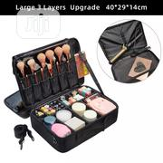 New Upgrade Large Capacity Cosmetic Women Bag Travel Makeup Case   Makeup for sale in Lagos State, Maryland