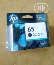 HP 65 Black Ink Cartridge | Accessories & Supplies for Electronics for sale in Lagos State, Victoria Island