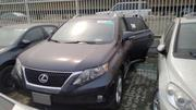 Lexus RX 2010 Black | Cars for sale in Lagos State, Agboyi/Ketu