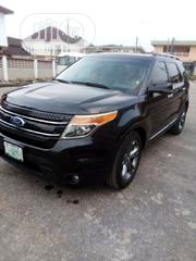 Ford Explorer 2013 Black   Cars for sale in Lagos State, Gbagada