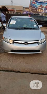 Honda Civic 2006 Silver | Cars for sale in Lagos State, Alimosho