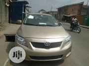 Toyota Corolla 2009 Gold | Cars for sale in Lagos State, Mushin