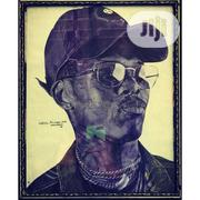 Nasty C Pen-Art Portrait | Arts & Crafts for sale in Rivers State, Port-Harcourt