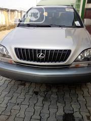 Lexus RX 2000 Silver | Cars for sale in Lagos State, Ikoyi