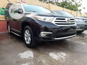 Toyota Highlander 2013 Limited 3.5l 4WD Black | Cars for sale in Lagos State, Ikeja