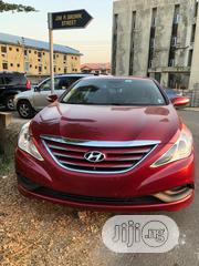 Hyundai Sonata 2014 Red | Cars for sale in Abuja (FCT) State, Gwarinpa