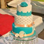 Fondant Wedding Cake | Wedding Venues & Services for sale in Oyo State, Egbeda