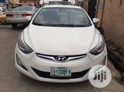 Hyundai Elantra 2013 White | Cars for sale in Lagos State, Surulere